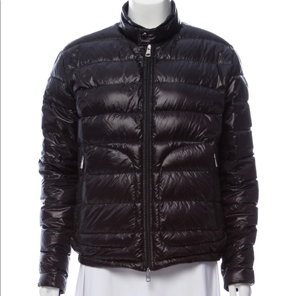 Mens Moncler ACORUS Down Jacket Down Jackets Grey « Dcellent